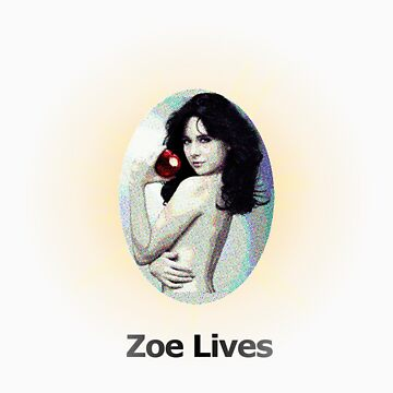 Zoe Lives! by kotoro