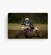 Glen Hargreaves Canvas Print