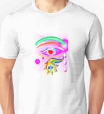 In The Eye Girl Unisex T-Shirt
