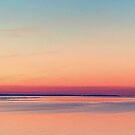 Summer Lakeside Sunset by AlexandraStr