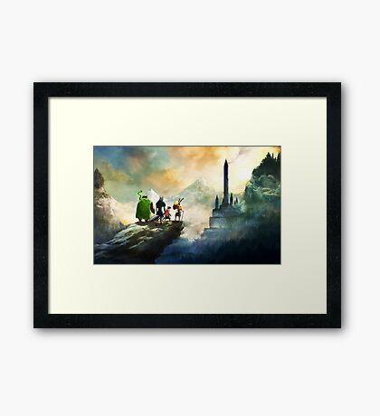 Armello - Adventure Framed Print
