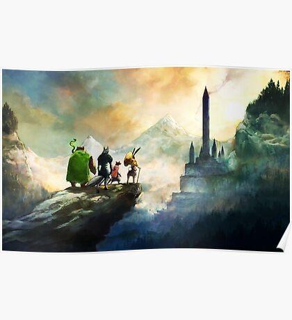Armello - Adventure Poster