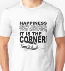 Happiness is the Corner Unisex T-Shirt