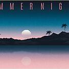 Summer Nights by M.K. Khan