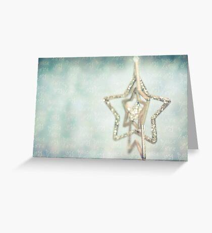 peace * love * joy Greeting Card