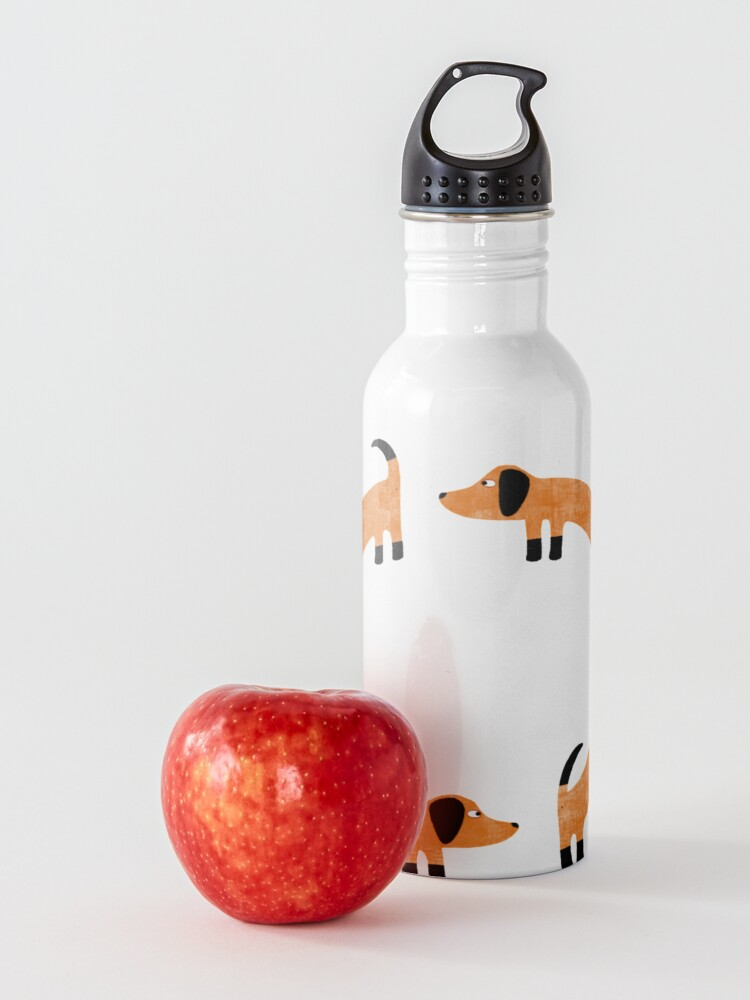 Alternate view of Sausage Dogs Water Bottle