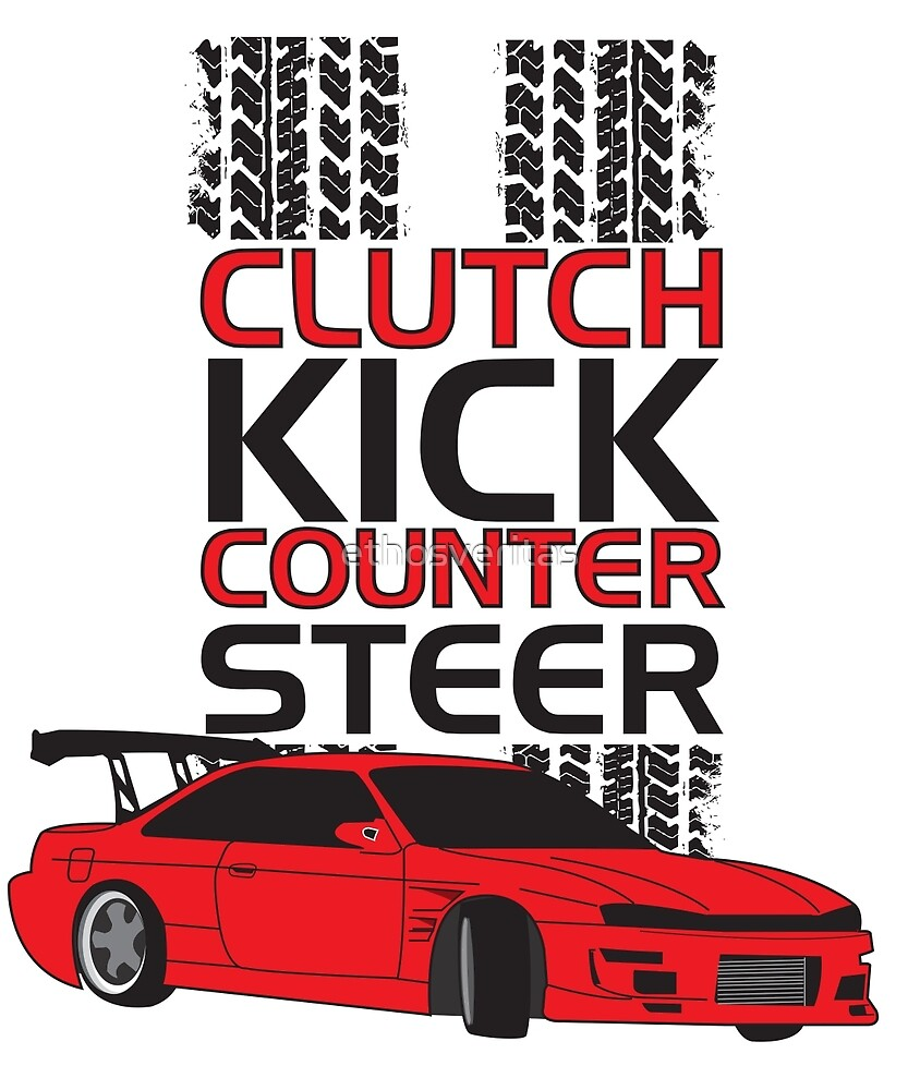 Clutch Kick Drift by ethosveritas