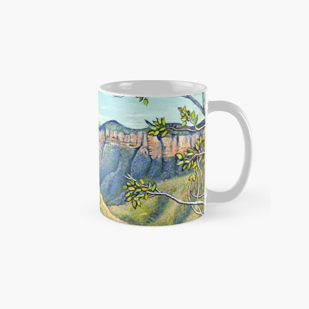 Govetts Leap Lookout, Blue Mountains Mug