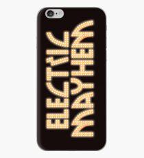 Electric Mayhem iPhone Case