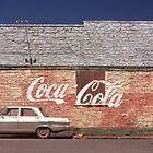 Pop Art - Vintage Beverage Signs by Stephen D. Miller