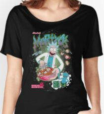 Mortyo's Spacey Cereals Women's Relaxed Fit T-Shirt
