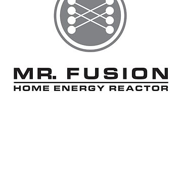 MR FUSION   Back to the Future by mrkyleyeomans