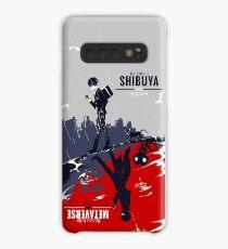 Shibuya / Metaverse Hülle & Klebefolie für Samsung Galaxy