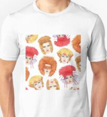 Four Faces of Toyah T-Shirt