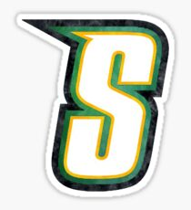 Siena College Tie Dye Logo Sticker