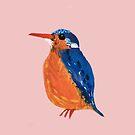 Flock of Birds by ec-art
