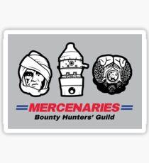 Mercenaries 2 Sticker