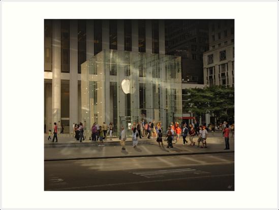 The Big Apple by Paul Vanzella