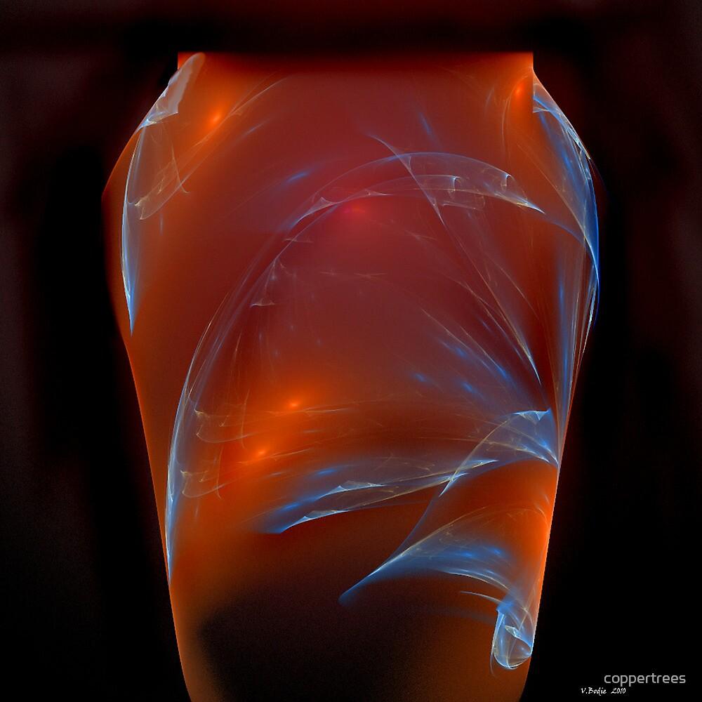 Apophysis Vase by coppertrees