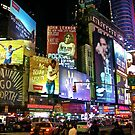 Times Square by Anthony Hennessy