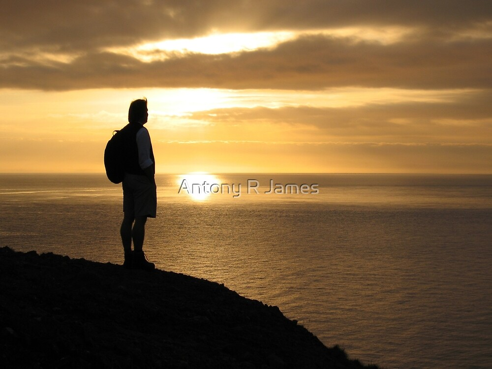 Contemplation. by Antony R James