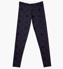 Murderous Corvus Leggings