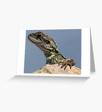 dirty deeds done dirt cheap !! Greeting Card