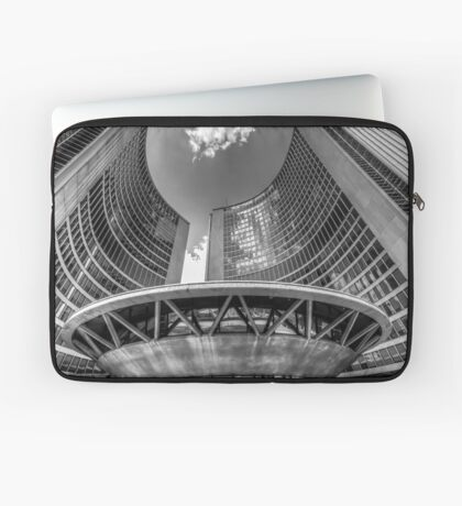 City Hall Laptop Sleeve