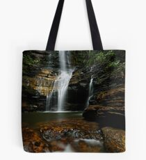 Deep in the Valley Tote Bag