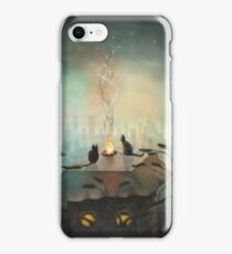 As time goes by .... iPhone Case/Skin