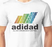 ALL DAY I DREAM ABOUT DRIFTING Unisex T-Shirt