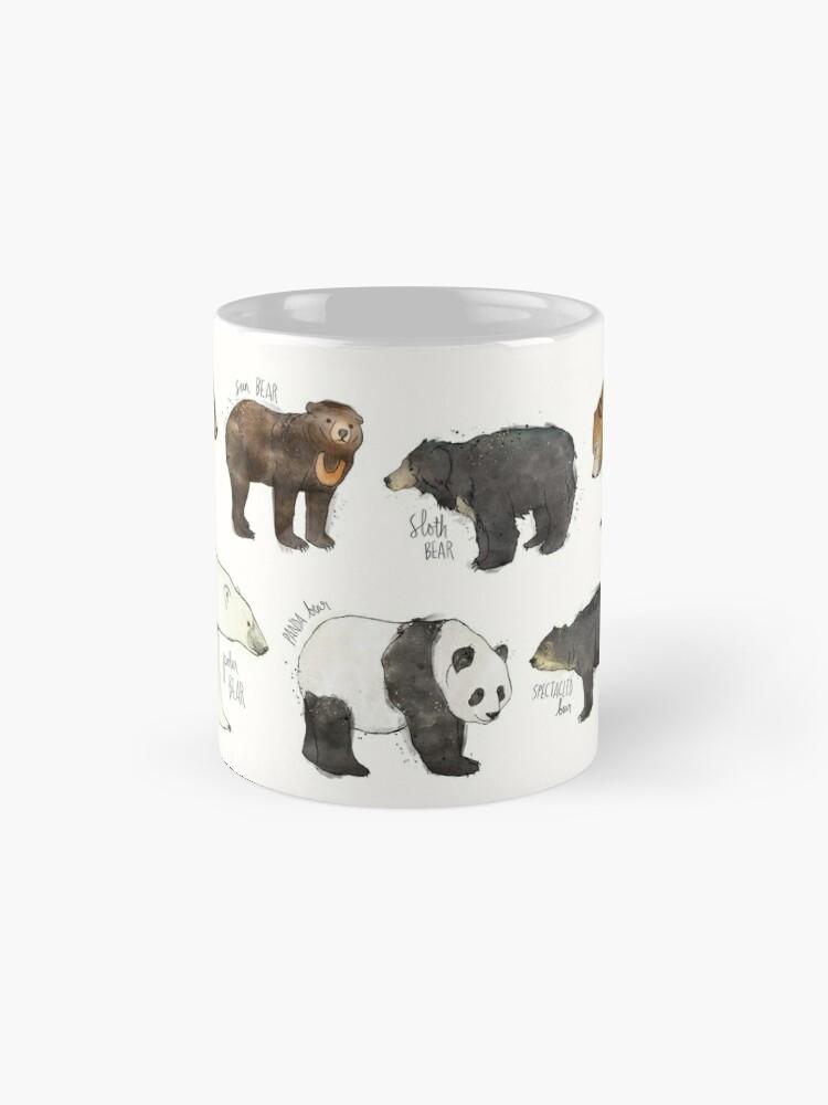 Alternative Ansicht von Bären Tasse