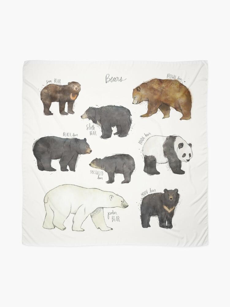 Alternative Ansicht von Bären Tuch