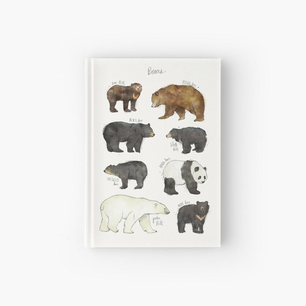 Bären Notizbuch