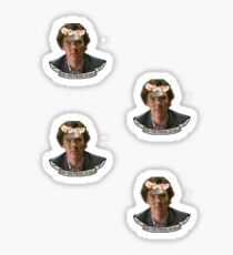 high-functioning sociopath Sticker