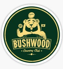 Bushwood Sticker
