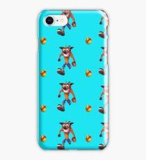 Crash + Wumpas iPhone Case/Skin