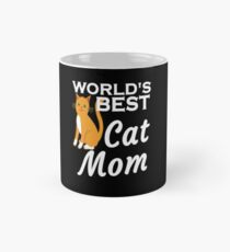 WORLD'S BEST CAT MOM Mug