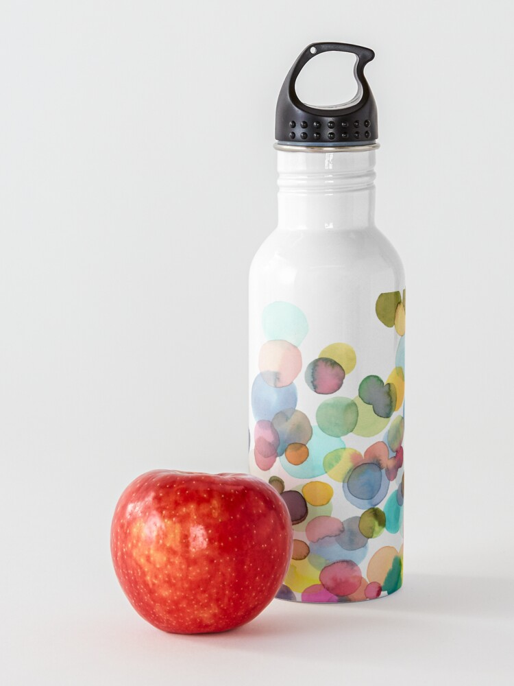 Alternate view of Color drops Water Bottle