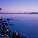 Calm Sea by Mark Robson