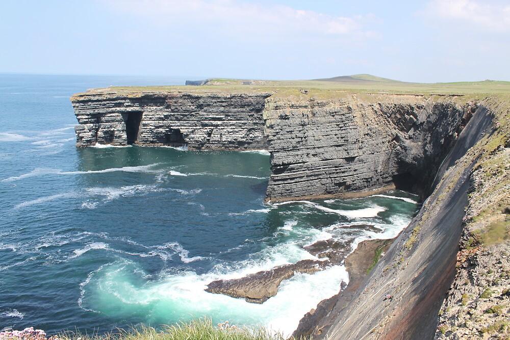 Loop Head Peninsula,Co.Clare by Jean O'Callaghan