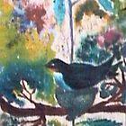 Humming Bird by tusitalo