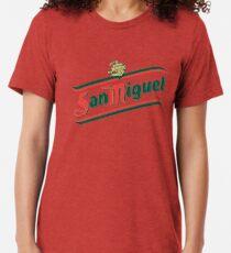 Camiseta de tejido mixto San Miguel