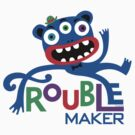 Trouble Maker III - on lights by Andi Bird