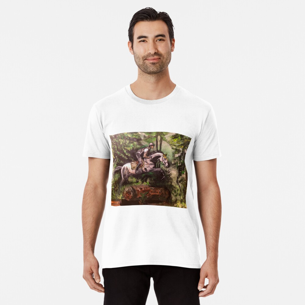 Over hill and dale Premium T-Shirt