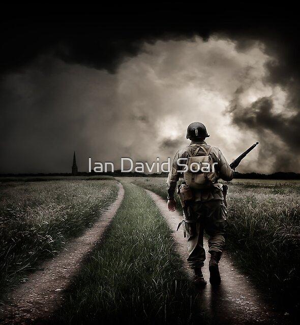 Alone On The 6th by Ian David Soar