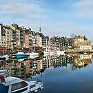 Bassin Carnot - Honfleur by skphotography