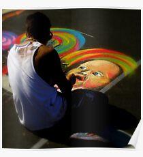 Chalk Artist ~ Part Two Poster