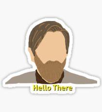 Hello there ver 2 Sticker