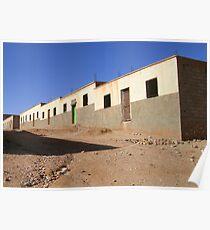 Beautiful Algeria - The Green Door Poster